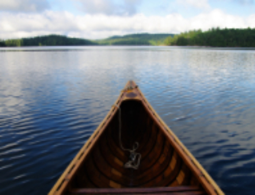 Are you Ready to Canoe the Mountains of Sunday School?