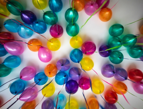 Churches, you become what you celebrate. Here's how